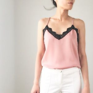 Lust for love lace cami top